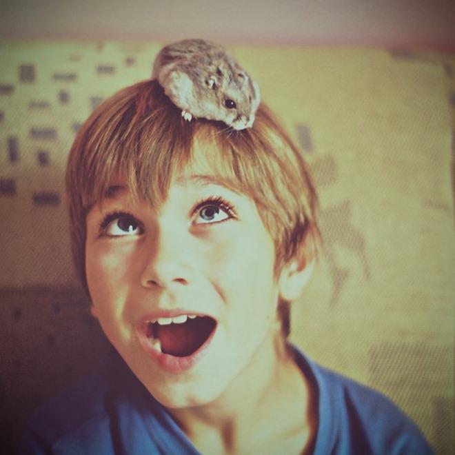 عکس های پرتره فوق العاده زیبا از کودکان