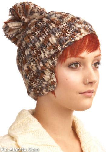 مدل مو زنانه با کلاه - جدید 2011